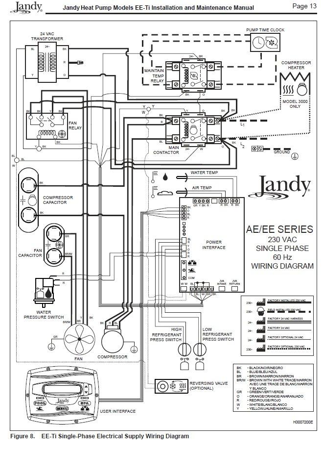 Diagram 208 Single Phase Wiring Diagram Heat Pump Full Version Hd Quality Heat Pump Freezewiring8018 Contorock It