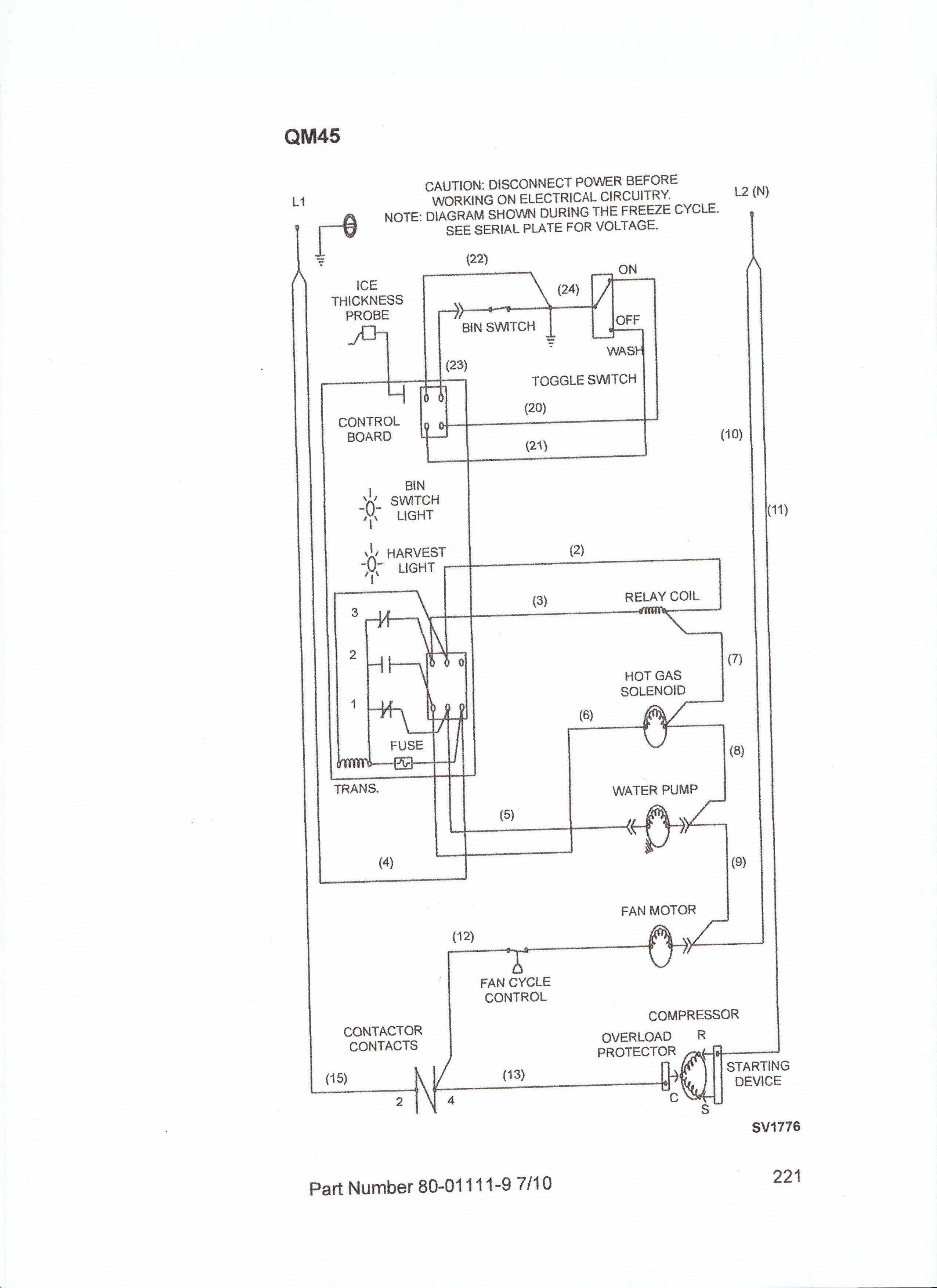 cornelius ice machine wire diagram whirlpool ice machine wiring diagram manitowoc qd0212a ice maker problem