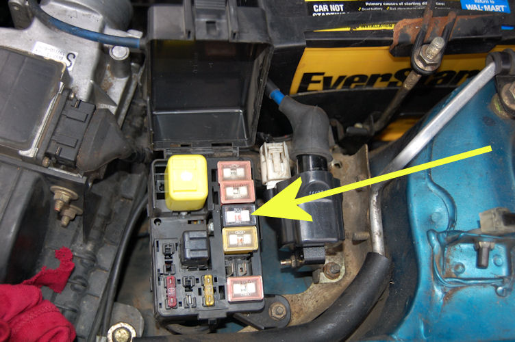 mazda protege dx i have a 1994 mazda dx 1 8 one day while 1994 f 150 truck fuse box diagram 1994 fuse box diagram #8