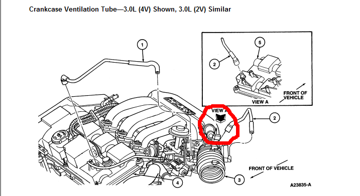 2005 Mercury Mountaineer Fuel Filter Location