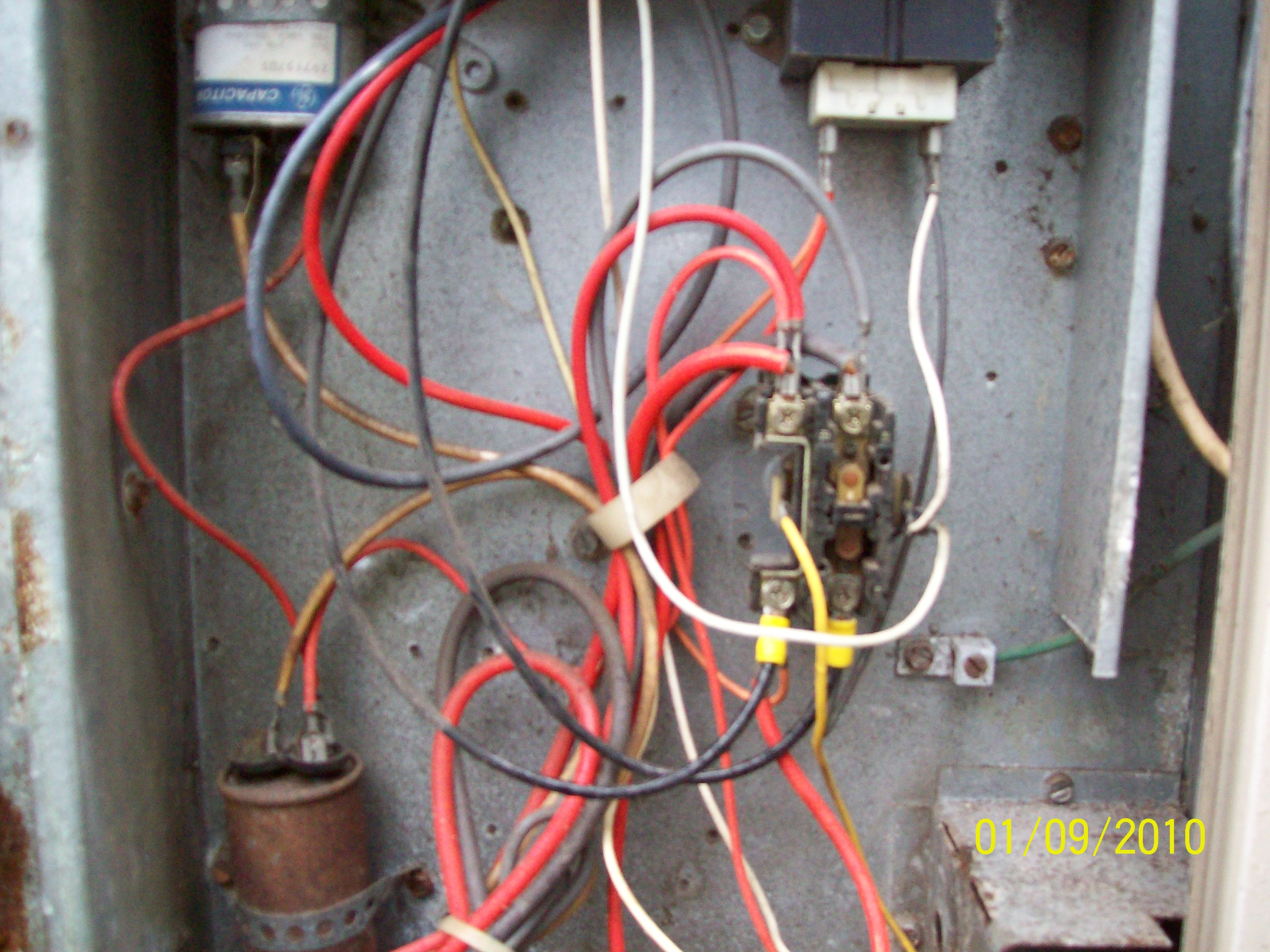 Coleman Evcon Air Conditioner Wiring Diagram 44 Package Unit 2010 01 09 184735 Ac Pictures 001 Simonand