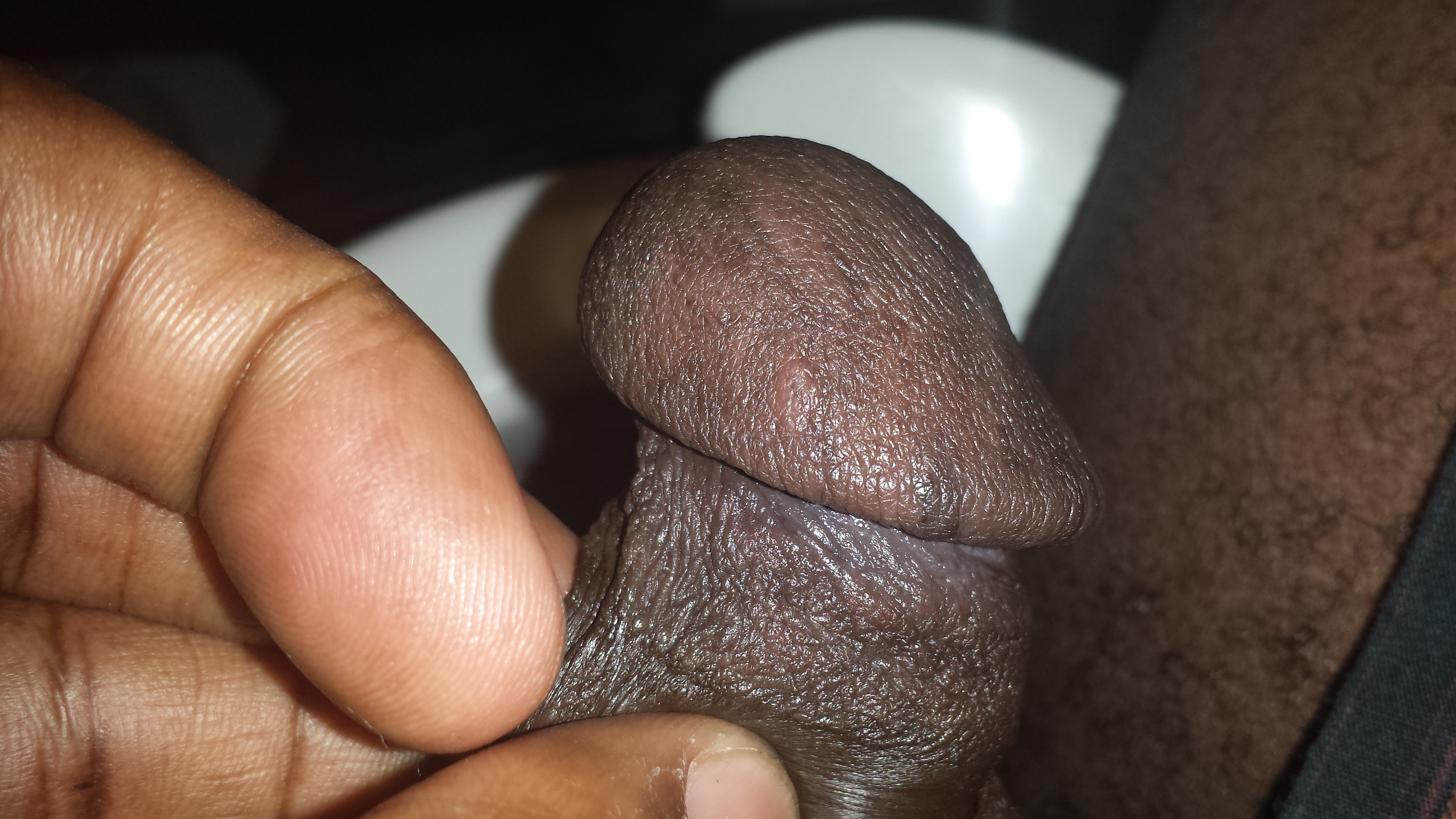 Masturbation with lube and sex toy 2