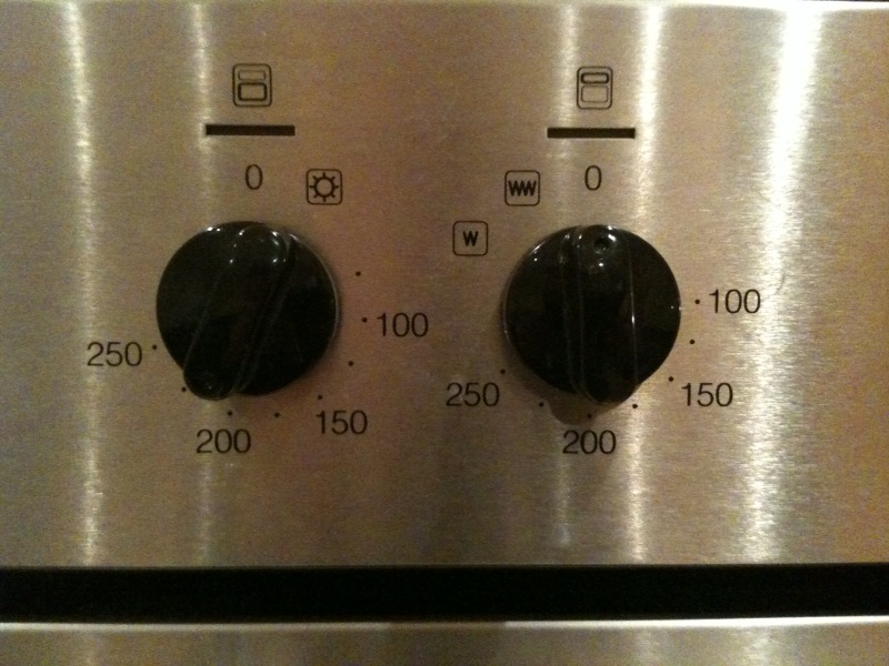 Double Ovens Diplomat Double Ovens