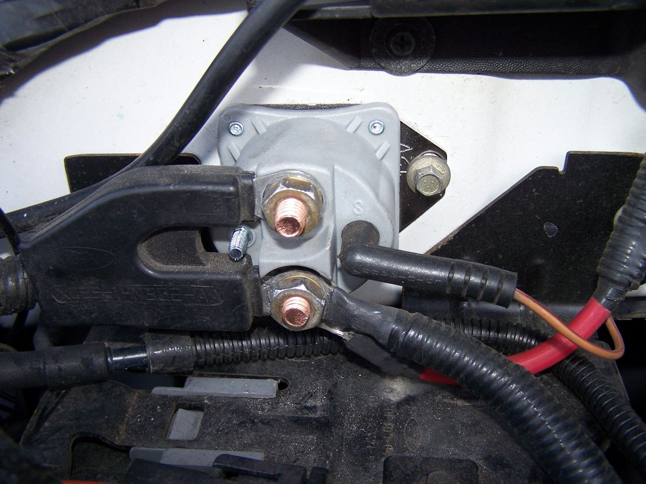 Ford Expedition Starter Wiring Great Design Of Diagram 1998 F150 01 F 150 Power Distribution Box Free 1999 98