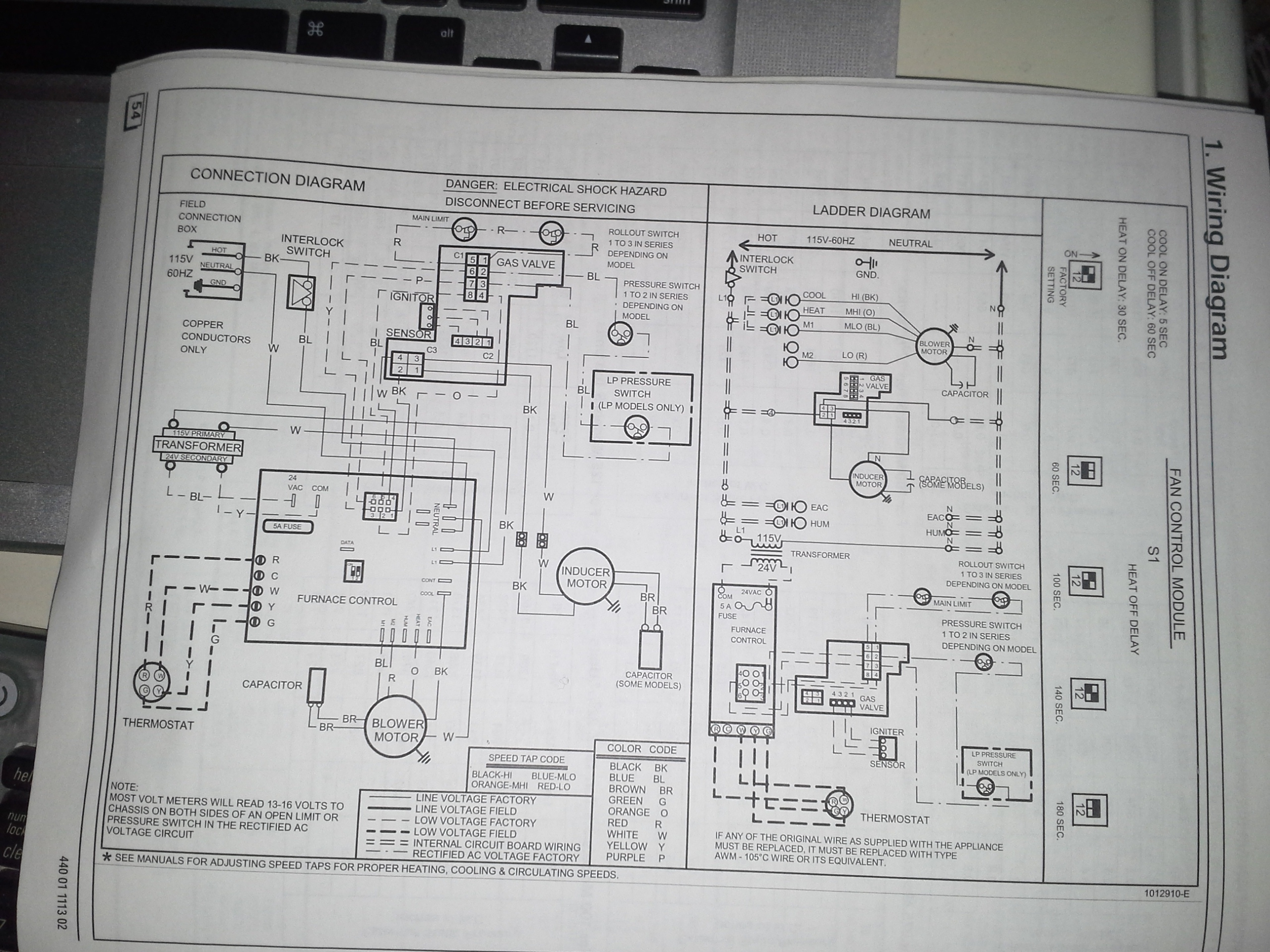 heil gas furnace wiring diagram 95 i have a heil n9mp2 that was having a condensate leak i ... heil gas furnace wiring diagram