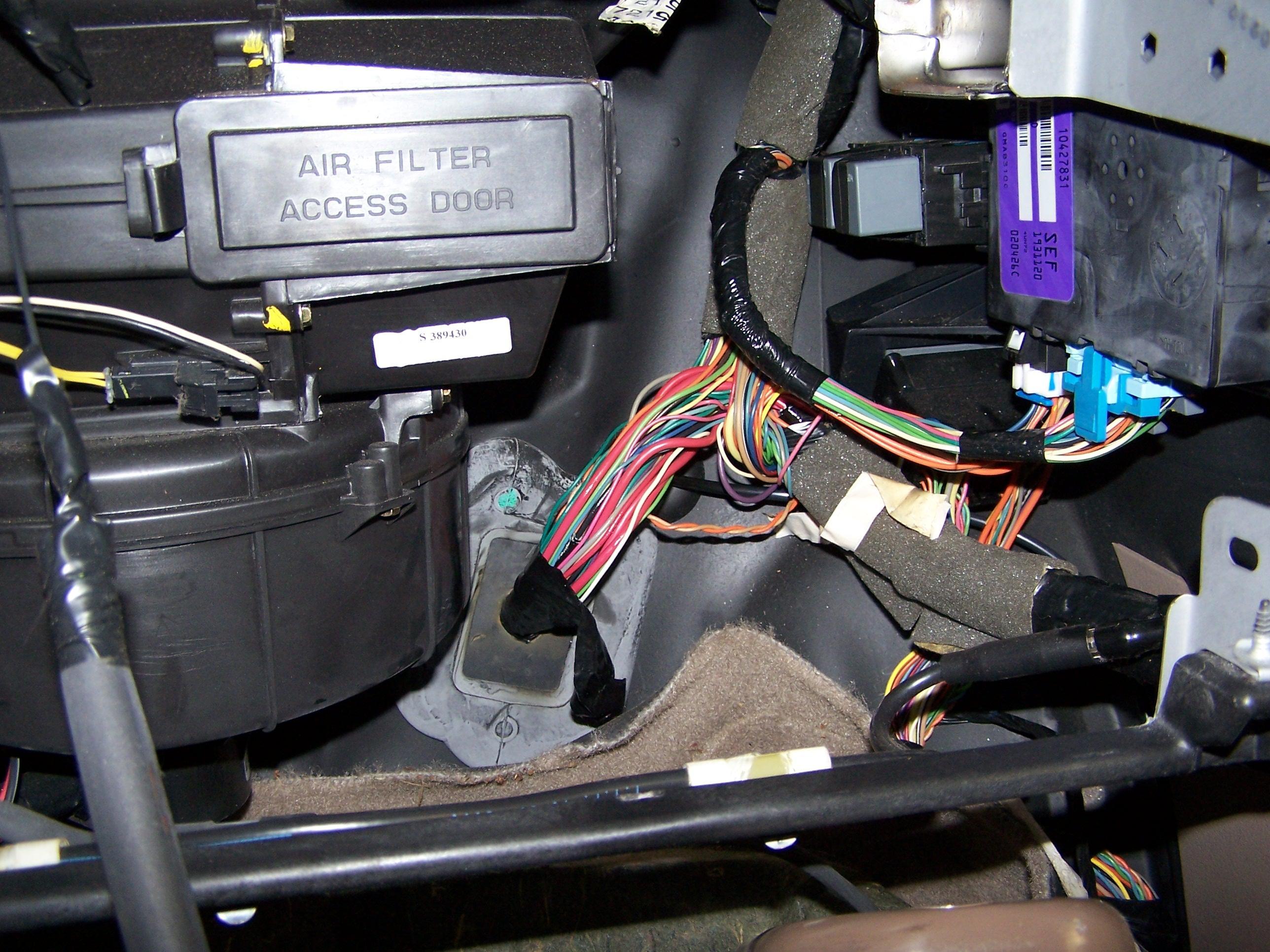 2001 Chevy Silverado Starter Relay Wiring Diagram Photos For Help