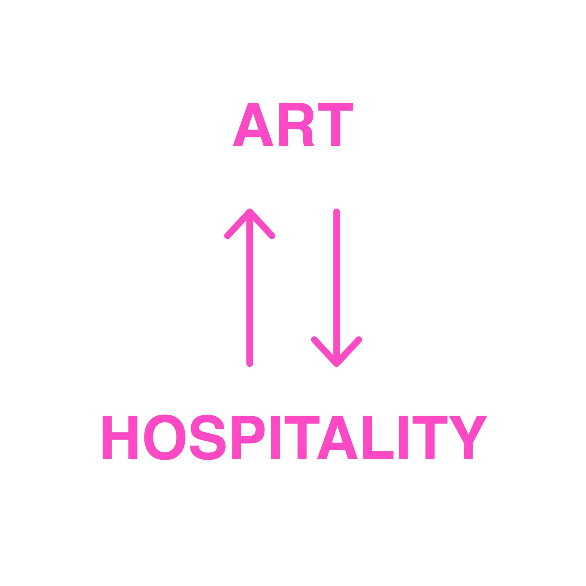 art & hospitality