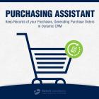 Purchasing Assistant Dynamics CRM Plugin