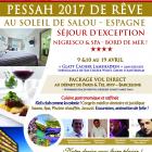 Voyage cacher , Pessah 2017,Pessah2017,