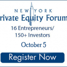 New York Private Equity Forums-Angel Investor-VC Summit