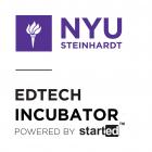 NYU EdTech Incubator, by StartEd