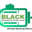 BLACK motor - affordable high efficiency