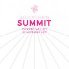 Blockchain Summit - Crypto Valley