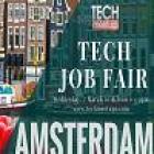 Amsterdam Tech Job Fair Spring 2018