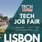 Lisbon Tech Job Fair 2018