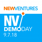 New Ventures 2018 Startup Accelerator