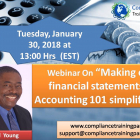Making of financial statements: Accounting 101 simplified