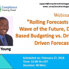 Data Based Budgeting vs. Driver Driven Forecasts!