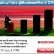 StartupYatra @BusinessWorld with Annurag