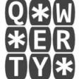 Qwertycards