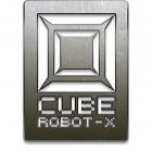 CUBE ROBOT X by haleez.com