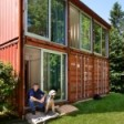 Container Homes' Project