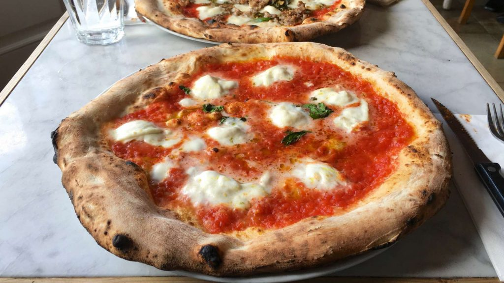 Best pizza in London: Santa Maria brings authentic pizza from Napoli to London