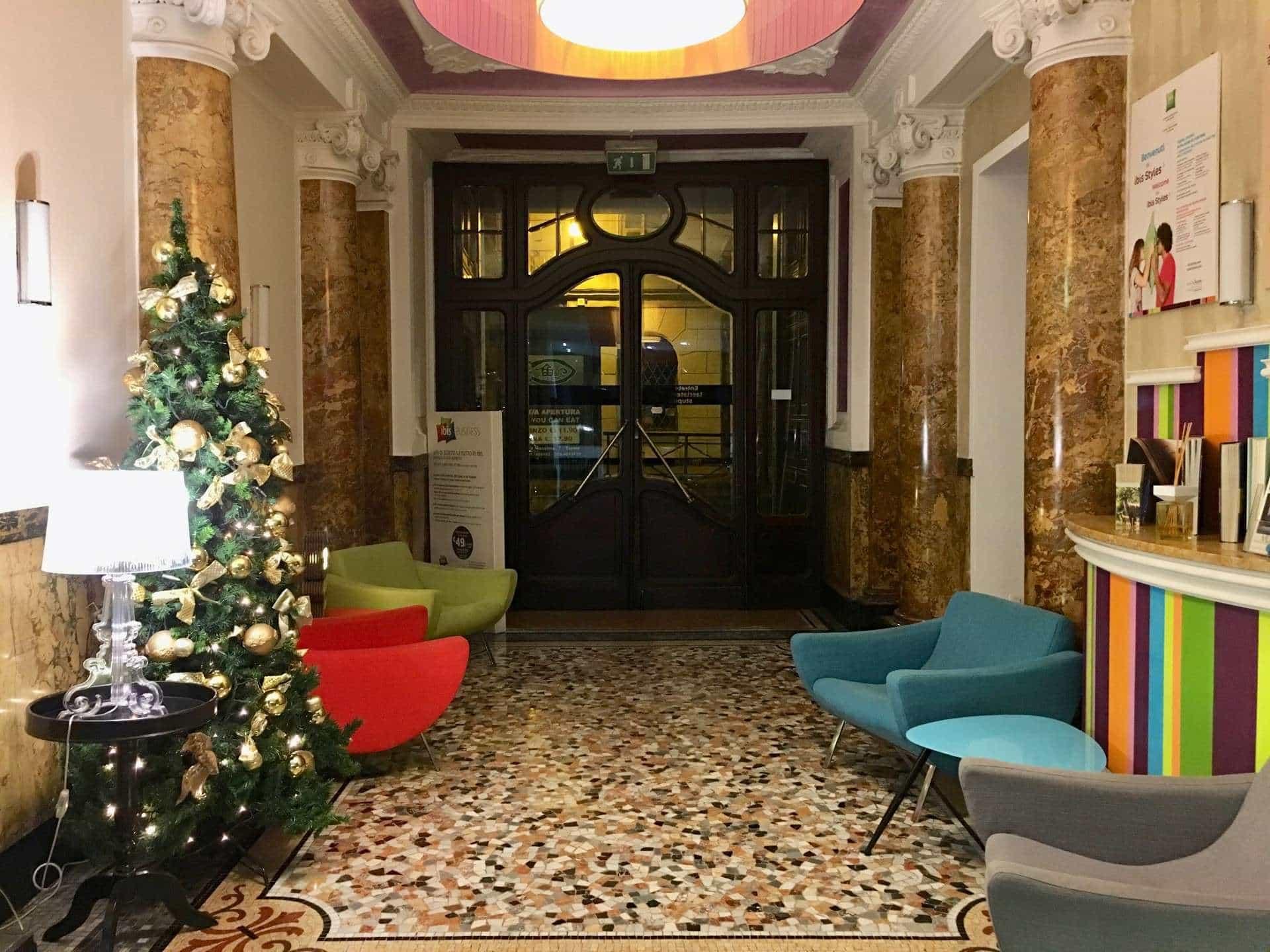 ibis Styles Torino Porta Nuova hotel review