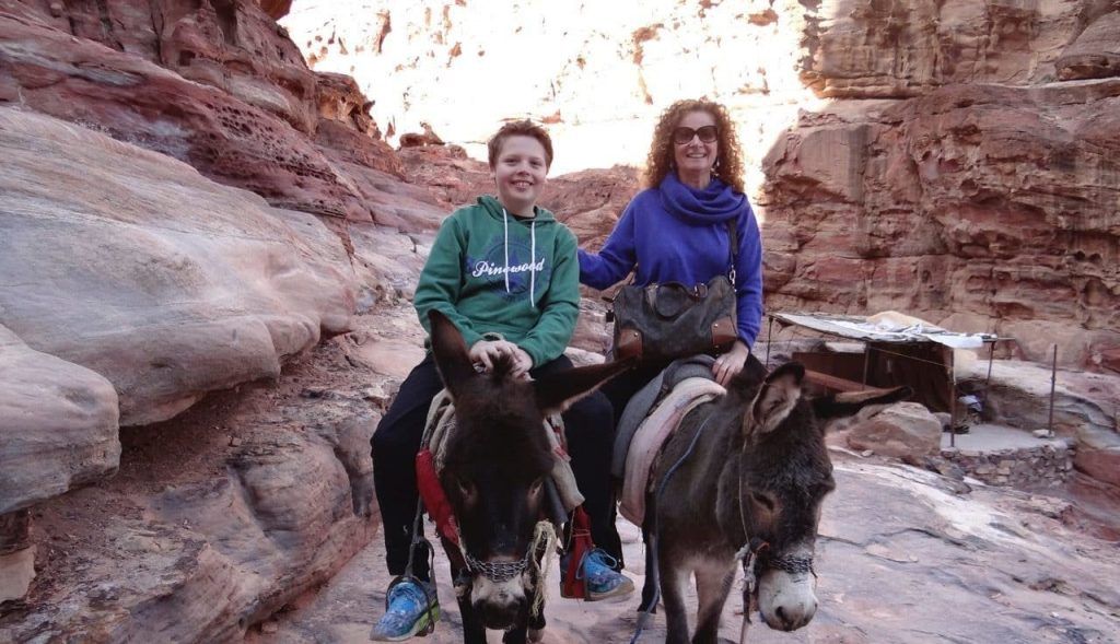 Travel blogger interview: How Ruth Johnston travels the world (alone) with her son