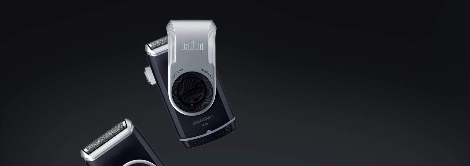 Braun MobileShave: A super portable, travel-friendly shaver