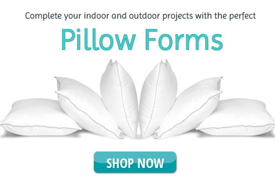 Sewing Notions Pillow Forms