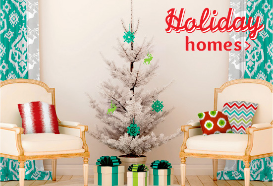 Christmas Home Decor Fabric