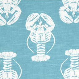 Nautical Inspired Home Decorating Fabric