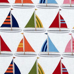 Michael Miller Nautical Fabrics