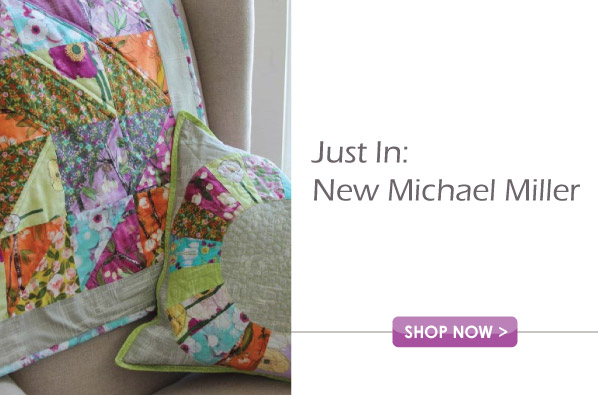 New Michael Miller Vignette Collection