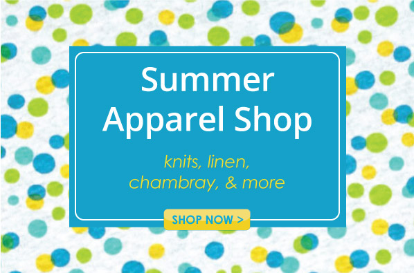 Summer Apparel Shop