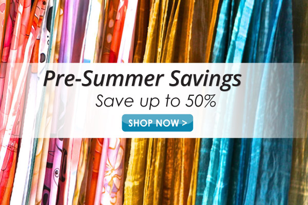Pre-Summer Savings Event