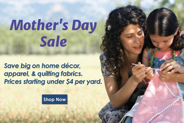Shop the Mother's Day Sale