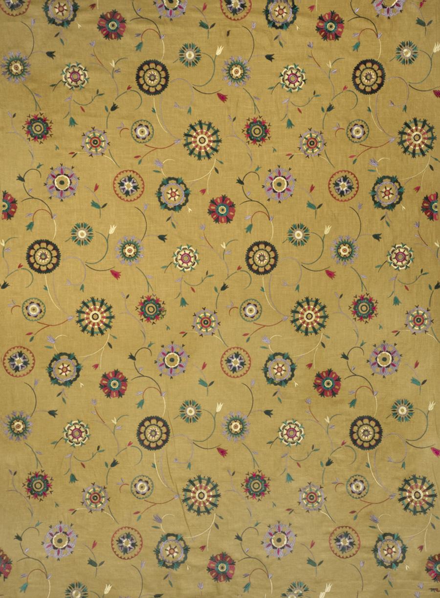 Suzani Embroidery 01