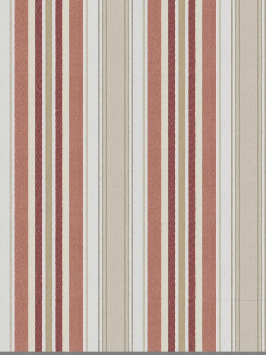 Galvan Stripe Cranberry