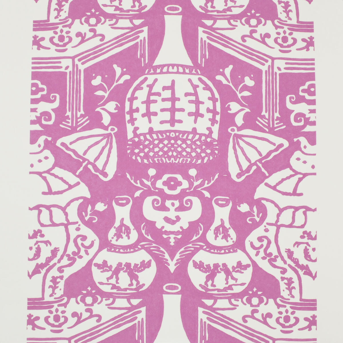 The Vase Hot Pink