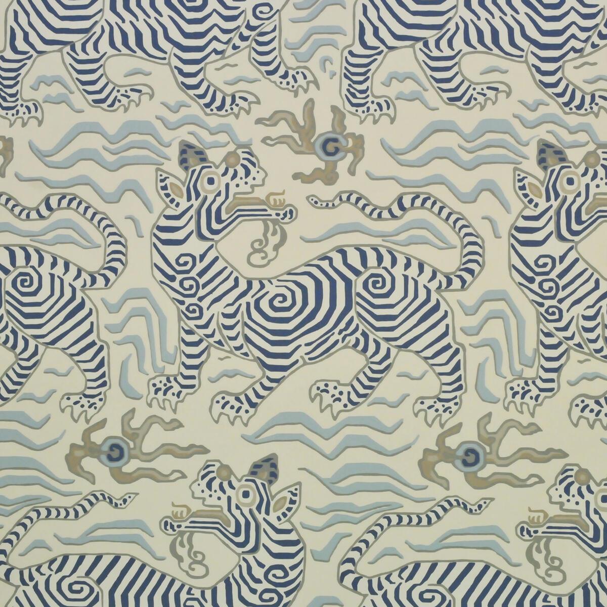 Tibet Wallpaper Cream