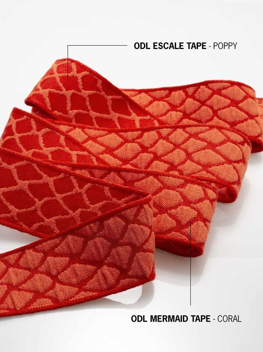 Odl Mermaid Tape Coral