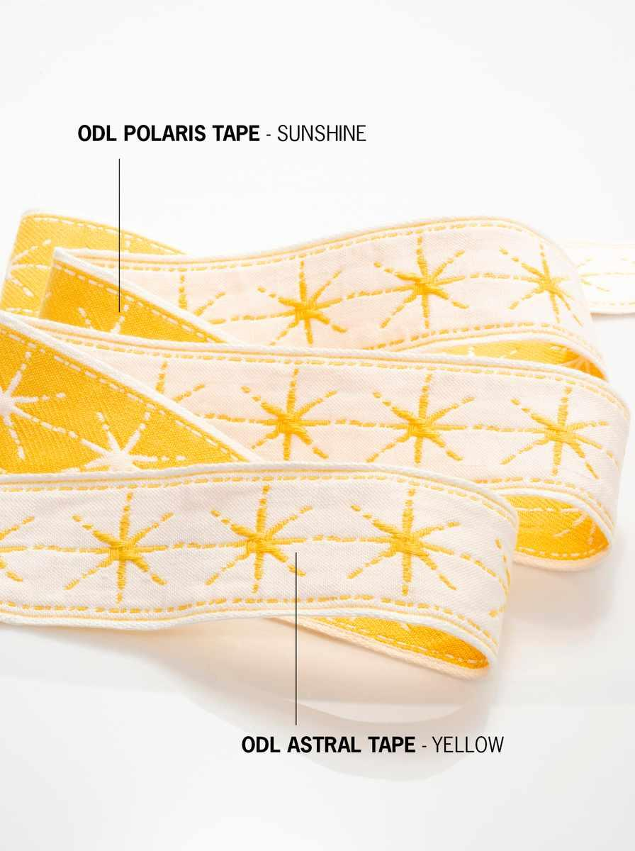 Odl Astral Tape Yellow