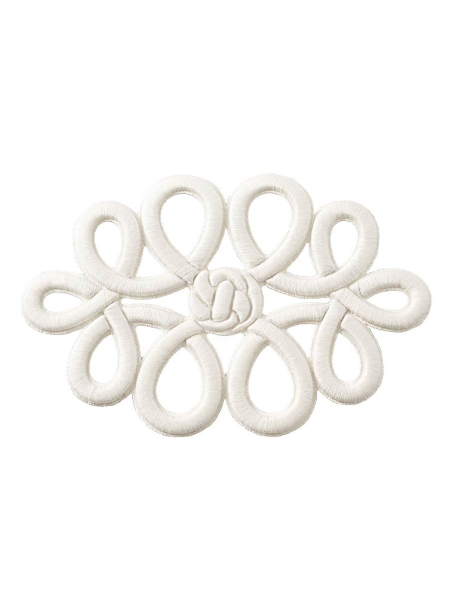 Shang Knot White