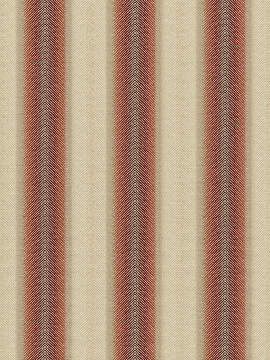 La Scala Stripe Claret