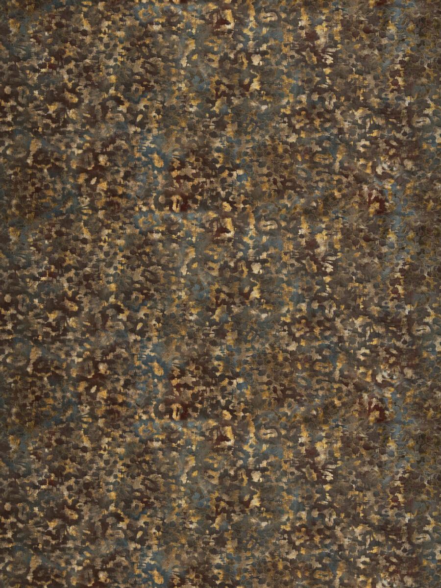 Visbal Velvet Amber Bronze