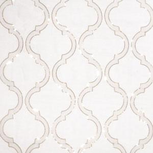 Shimmering Lattice White Gold