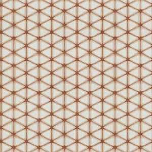 Shibori Coral Clay