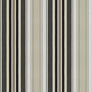 Galvan Stripe Charcoal